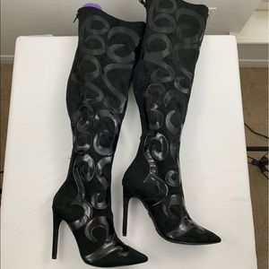 JEFFREY CAMPBELL heeled boots